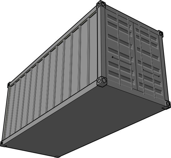 clipart container ship - photo #50