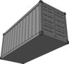 Shipping Container Clip Art