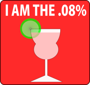Cocktail With Lime Clip Art