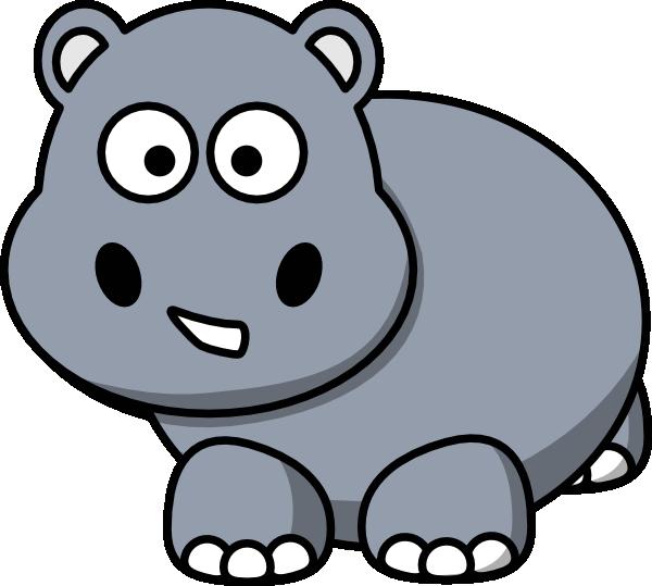 side hippo clip art at clker com vector clip art online royalty rh clker com christmas hippopotamus clipart hippopotamus clipart