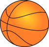 Basketball1 Clip Art