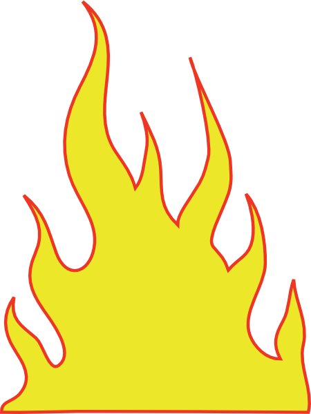 Current image for fire printable