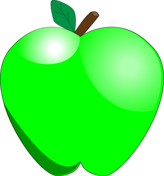 clipart of green - photo #9