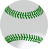 Green Baseball Clip Art
