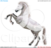 Horse And Wagon Clipart Image