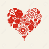 Hand And Heart Clipart Image