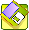 Floppy Disk Save Icon Clip Art
