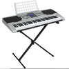 Electronic Keyboard Clipart Image