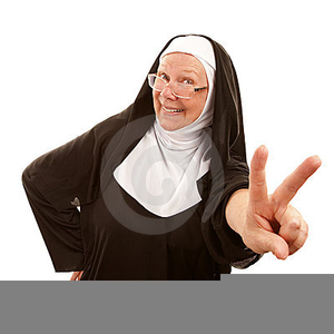 Funny Nun Clipart Images Image