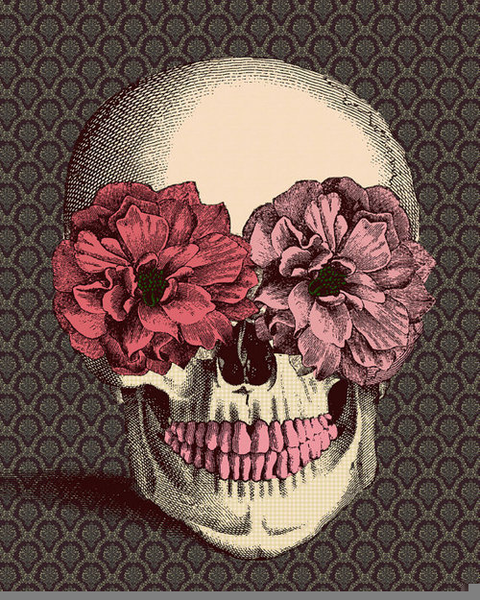 Skulls wallpaper tumblr free images at clker vector clip art download this image as voltagebd Image collections