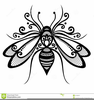 Bee Clipart Insect Pic Image
