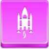 Free Pink Button Space Shuttle Image