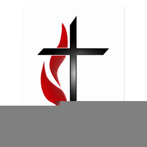 methodist flame and cross clipart free images at clker com rh clker com