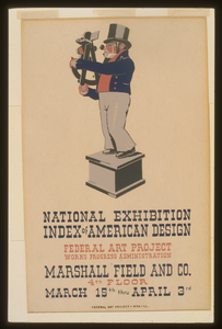 National Exhibition  Index Of American Design  Image