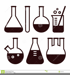 Clipart Of Science Lab Equipment Image