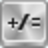 Free Silver Button Math Image