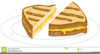 Cheese Sandwich Drawing Image