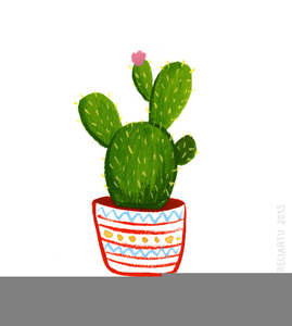 Cactus flower. Free clipart images at
