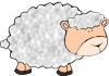Gmad Funny Sheep Clip Art