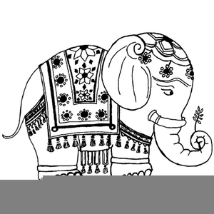 indian elephants clipart free images at clker com vector clip rh clker com indian elephant clipart black and white Indian Elephant Sketch