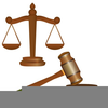 Free Courtroom Clipart Image