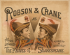 Robson & Crane As The Knaves Of Shakespeare Image