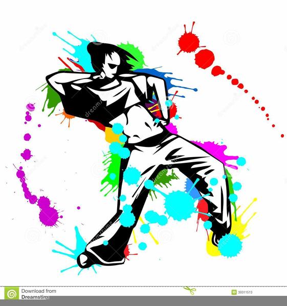 Hip Hop Dance Clipart Free Images At Clker Com Vector Clip Art Online Royalty Free Public Domain