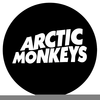 Arctic Monkeys Logo Image