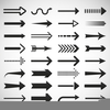 Free Rounded Arrow Clipart Image