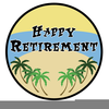Clipart For Retirement Party Free Image