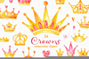 Clipart Queen Crowns Image