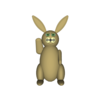 Rabbit Toy Image