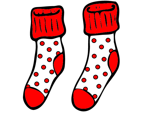 Red And White Spotty S...