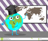Cartoon Geography Clipart Image