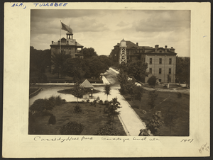 Cussedy Hall Park, Tuskegee Inst., Ala.  / A. P. Bedou, N.o. Image