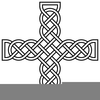 Clipart Celtic Crosses Image