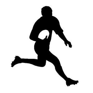 rugby league clipart free images at clker com vector clip art rh clker com rugby clipart png rugby clipart transparent