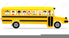 Free Clipart Yellow School Bus Image