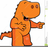 Dinosaur Animated Clipart Image