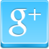 Free Blue Button Icons Google Plus Image