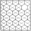 Tessellation Shapes Templates Image