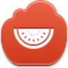 Watermelon Piece Icon Image