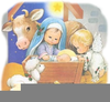 Clipart For Nativity Image