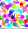 Free Helping Hand Clipart Image