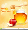 Apples And Honey Clipart Image