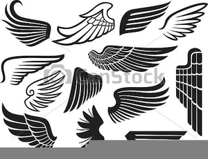 Clipart Pilot Wings | Free Images at Clker com - vector clip