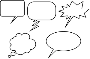 Speech Bubbles Image