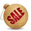 Christmas Sale Ball 1 Image