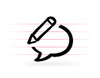 Comment Edit Image