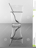 Clipart Of Water In A Glass Image